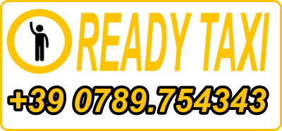 Ready Taxi - +39 0789.754343