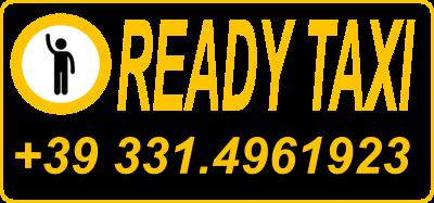 Ready Taxi - +39 331 4961923
