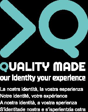 Siamo certificati Quality Made